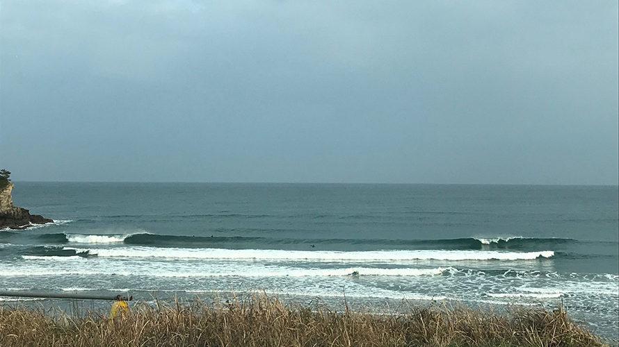 【SURF DAY!! 1.08 初乗り】